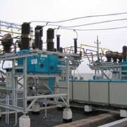 Строительство трансформаторных подстанций фото