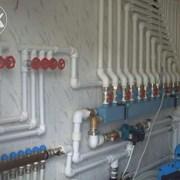 Промывка и Опрессовка систем отопления фото
