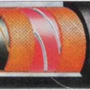 Рукав бензиновый топливный маслобензостойкий МБС Ду 150 мм фото