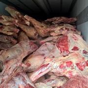 Мясо говядины в полутушах 1 категории (Украина) 1100 тг фото