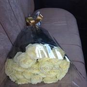 Букет из белых роз фото