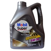 Mobil Super 3000 X1 Formula FE 5W30 (4л) фото