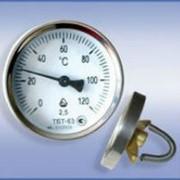 Термометр биметаллический трубный ТБT фото