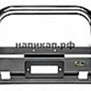 Бампер IRONMAN передний Protector Mitsubishi Triton L200NEW 06+ фото