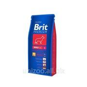 Сухой корм для собак Brit Premium Adult L 3 кг фото
