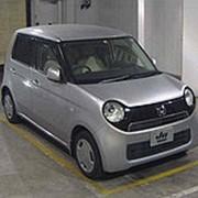 Хэтчбек HONDA N ONE кузов JG1 модификация G год выпуска 2013 пробег 58 тыс км цвет серый фото