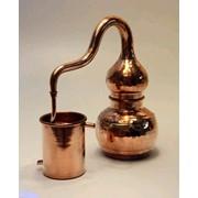 Миниатюрный Аламбик 1850 гривен, на 0,5 литра. фото