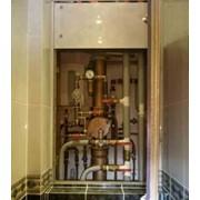 Монтаж внутренних водопроводных сетей из стальных труб фото