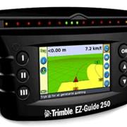 Система параллельного вождения Trimble Ez-Guide-250 фото
