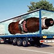 Реклама на авто в Черкассах (Украина), Недорого, Цена договорная, каталог готовых работ фото