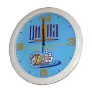 Часы настенные сувенирные с нанесением логотипа фото