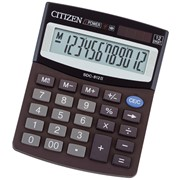 Калькулятор CITIZEN SDC-812 12р 120х100х32 фото