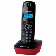 Телефон DECT PANASONIC KX-TG1611UAR фото