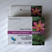 Картридж Epson T1712 Cyan фото
