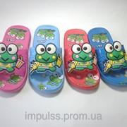 Детская пляжная обувь, арт. 283, размеры 26-31 фото