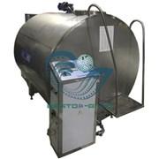 Танк охладитель молока закрытого типа 1000 литров фото