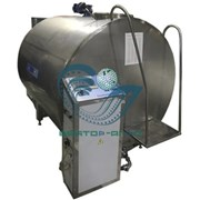 Танк охладитель молока закрытого типа 5000 литров фото