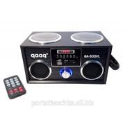 Портативная акустическая система «QAAQ» QA-500VL фото