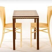 Набор мебели из искусственного ротанга Лайт фото