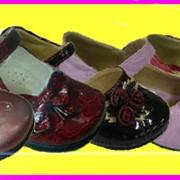 Туфли для девочек.Школьная коллекция TM Scarlett. фото