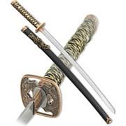 Меч самурайский Благородство меча фото