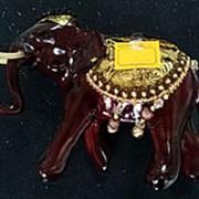 Сувенир Слон 4865 19х14,5см (опт - 2 штуки) фото