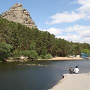 Отдых у озера в санатории Ок-Жетпес фото