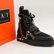 Ботинки Louis Vuitton 51544 фото