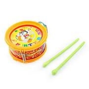 """Музыкальная игрушка Bebelot """"Барабан"""" (2 палочки, 15х6х12 см) фото"""
