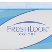 Линзы контактные цветные FreshLook Colors фото