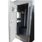 Летняя туалетная кабина М-2 фото