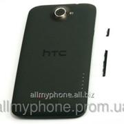 Корпус для мобильного телефона HTC One X Black фото