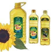 Подсолнечное масло Стожар ТМ