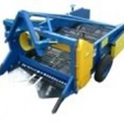 Картофелекопатель навесной двухрядный КТН-2ВМ фото