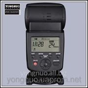 Ручная мануальная накамерная фотовспышка Yongnuo YN-560EX вспышка YN560EX фото