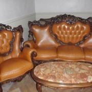 Старая мебель из Европы фото