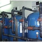 Применение на объектах водоснабжения и комплексах очистных сооружений фото