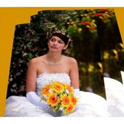 Широкоформатная фотопечать на фотобумаге 190 г/кв. м (США) фото