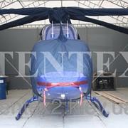 Комплексный чехол на вертолёт (фюзеляж, лопасти) от 4500 фото