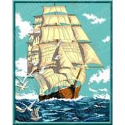 Набор для вышивания Попутный ветер КТК - 3087-1 фото