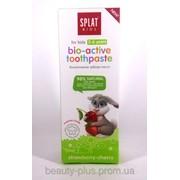 Splat Kids Биоактивная зубная паста Земляника-Вишня 50 мл фото