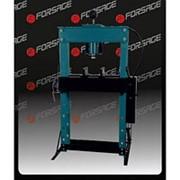 Пресс гидравлический напольный Forsage F-40001 40т, ручной/ножной привод фото