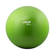 Мяч гимнастический Starfit GB-101 85 см антивзрыв, зеленый фото