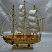 Статуэтка Корабль цвет дерева 52549115 фото