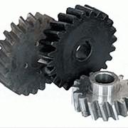 Шестерни без отверстий и с отверстиями, вес поковок 1,0-8,0 тн размерами D (650÷1350)/(d 0,5DхH (350÷750) фото