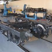Тележка вагона метро модель 68-797 тип 3 и тип 4 фото