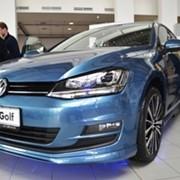 Автомобиль Volkswagen Golf VII фото