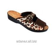 Тапочки женские Adanex 109/2 Bio 20461 фото