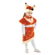 Детский карнавальный костюм Белка Анжелка фото