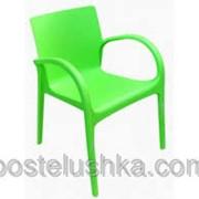Стул Гектор светло-зеленый фото